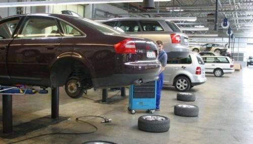 Visul de a vedea cum ti se repara masina
