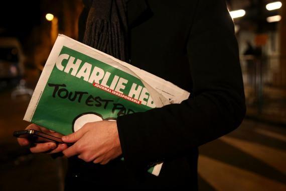 Charlie Hebdo traieste intr-o epuizare totala