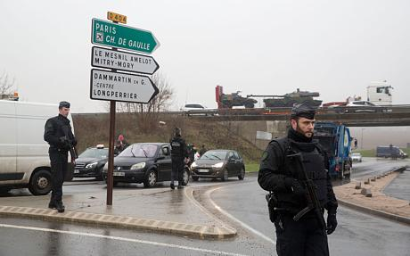 teroristii au fost ucisi