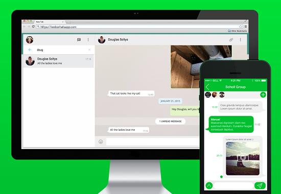 WhatsApp este mai dificil pe Web