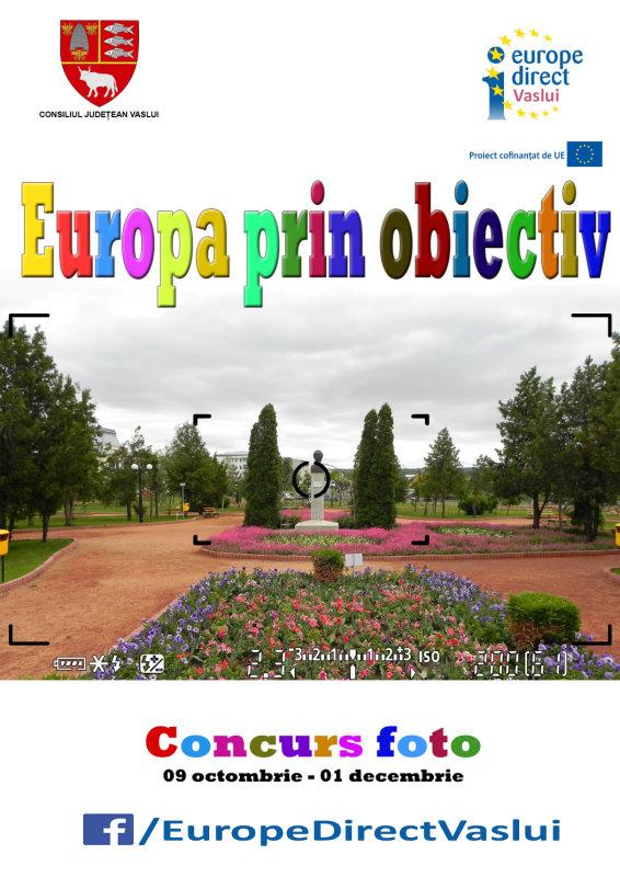 Europa prin obiectiv