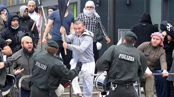 musulmani refugiati