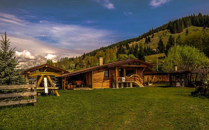 Cabana cu veverite-Argestru-Vatra Dornei