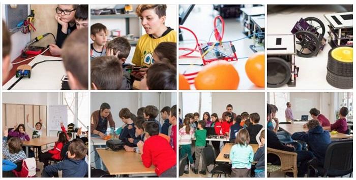 robotica academia