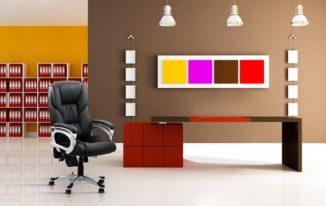 Eficienta unui scaun de birou