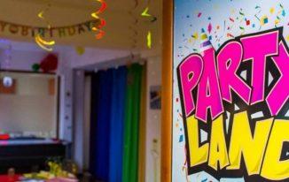 Un rasfat ideal pentru micutul tau la PartyLand